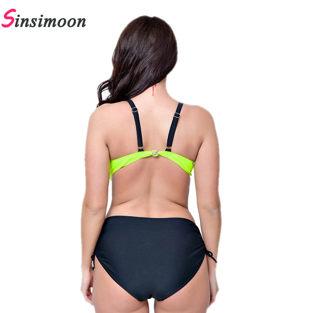 High Quality Plus Size Swimwear 4
