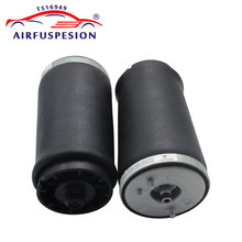 dhl ems free shipping 2PCS/LOT FOR BMW car X5 E53 Rear Left and right - PAIR Air Suspension Bag