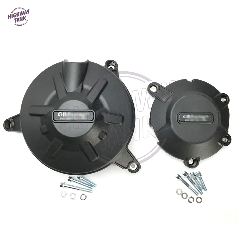 Motorcycles Engine Protection Cover Alternator Covers Case for GB Racing Case for Aprilia RSV4 R 2010-2016 / RSV4 RR 2015-2016Motorcycles Engine Protection Cover Alternator Covers Case for GB Racing Case for Aprilia RSV4 R 2010-2016 / RSV4 RR 2015-2016