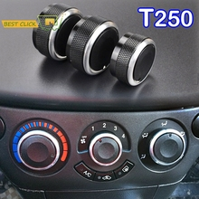 For Chevrolet Chevy T250 Aveo Aveo5 Lova 250 Daewoo Gentra AC Heater Air Conditioner Climate Control Panel Switch Knobs Buttons