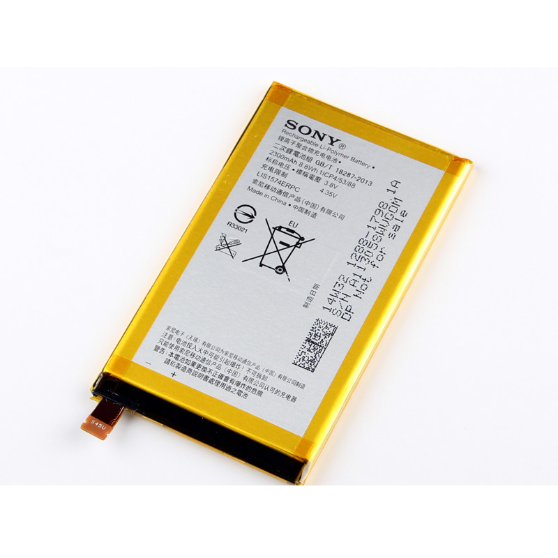 100% Original Replacement Battery LIS1574ERPC For SONY Xperia E4 E2003 E2033 E2105 Phone Battery 2300mAh