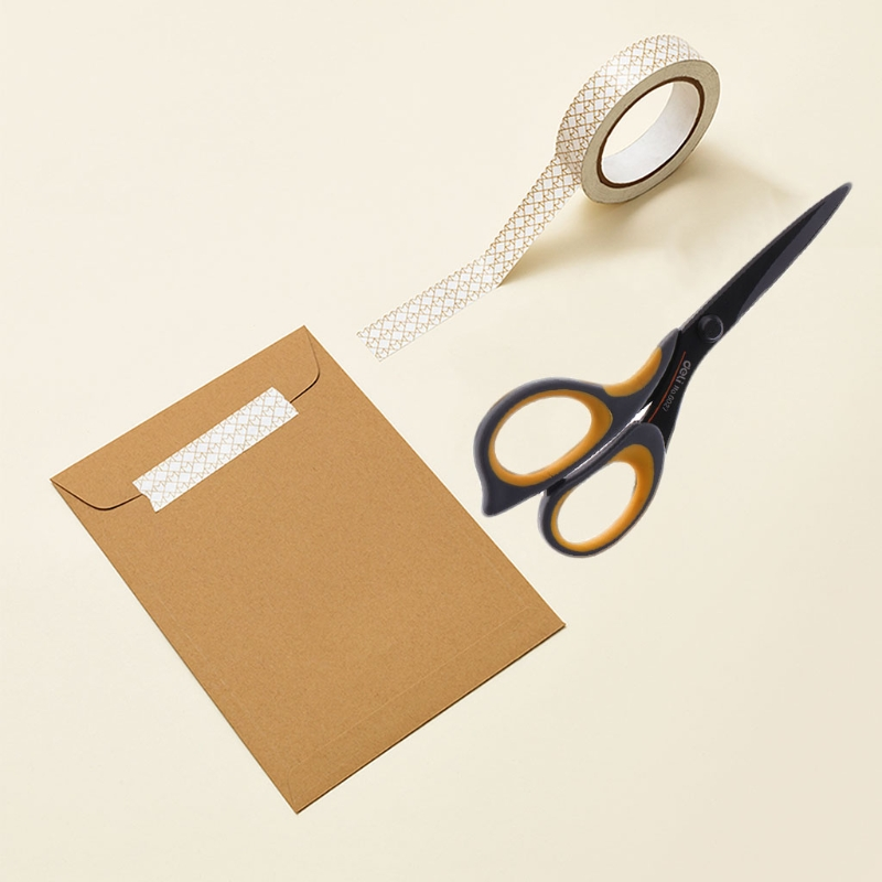 High Quality 7 Inch Softgrip Scissors Stainless Steel School Office Supplies 175mm Craft Scissors in Scissors from Office School Supplies