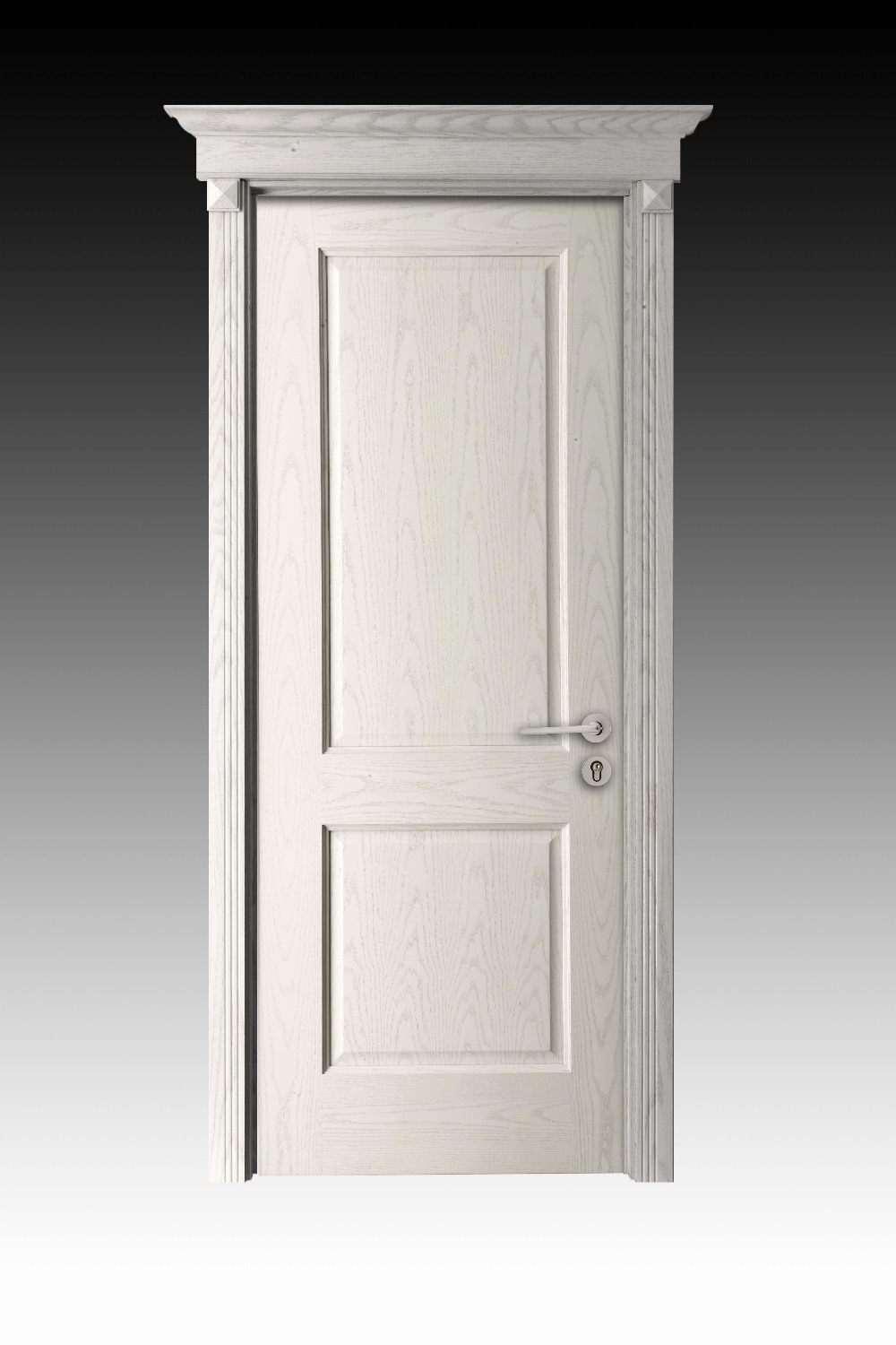 white wood door. Wholesale Fashion Design Bathroom Interior PVC Wooden Doors-in Doors From Home Improvement On Aliexpress.com | Alibaba Group White Wood Door I