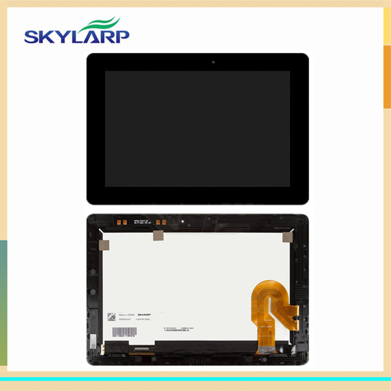 Black LCD for Asus Transformer Pad Infinity TF701 Tablet PC LCD screen display panel glass (with touchscreen, with frame) free ship turbo cartridge chra for subaru forester impreza 1997 58t ej20 ej205 2 0l td04l 49377 04200 14412 aa140 turbocharger