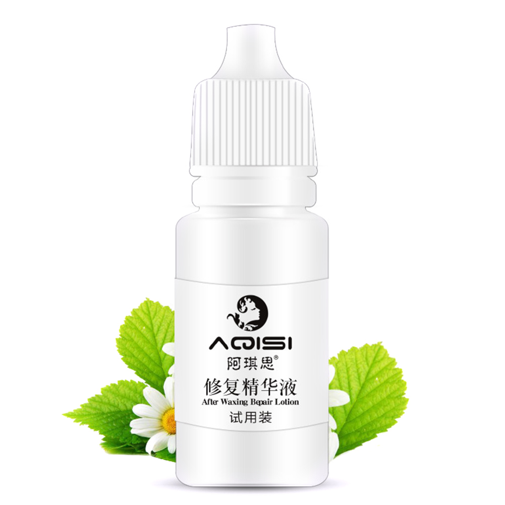 Shrinking Pores Skin Care Lotion Hair Growth Inhibitor Depilated Essential Oil Permanent Effective 10ml Smooth Nourish Repair