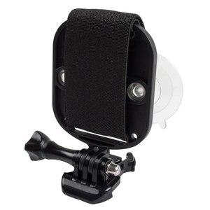 Image 4 - Universale Supporto Della Cinghia di Chest Harness Strap Phone Supporto Del Supporto di Aspirazione Del Telefono Testa/Cinturino Da Polso Monopiede per il iphone Huawei Samsung