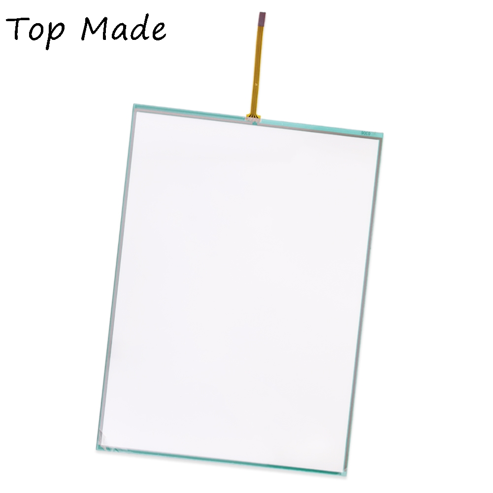 цена на New Compatible for Konica Minolta C6500 C5500 C6501 C5501 LD-6500 LD-6501 Touch Screen Glass Panel 262*200mm Free Shipping