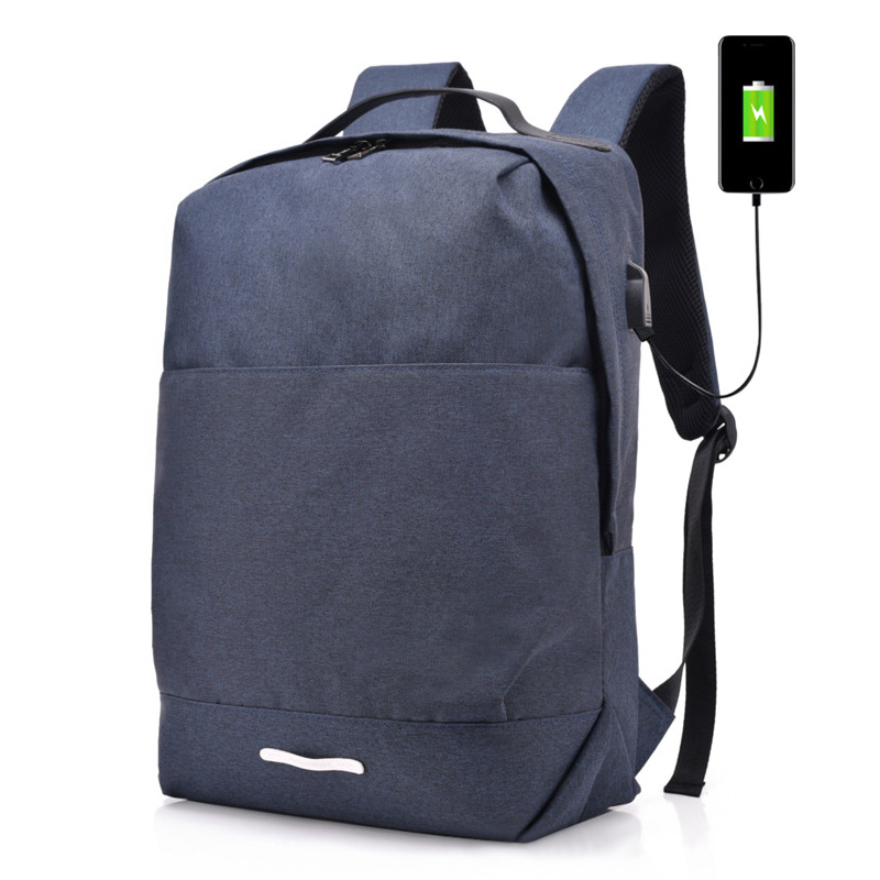 Laptop Backpack Women Men External Usb Charging Travel Rucksack Multifunctional School Bagpack For Agers S In Backpacks From Luggage