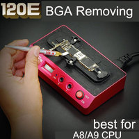 PPD 120E низкая Температура Сварка платформы снос для iPhone 7 6s A8 A9 bga микросхемы Процессор BGA удаления Восстановленное паяльная станция