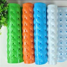 цены High Quality Bath Mat 70x38cm Bathroom Non Slip PVC Rubber Mat Suction Bath Shower Antiskid Pad