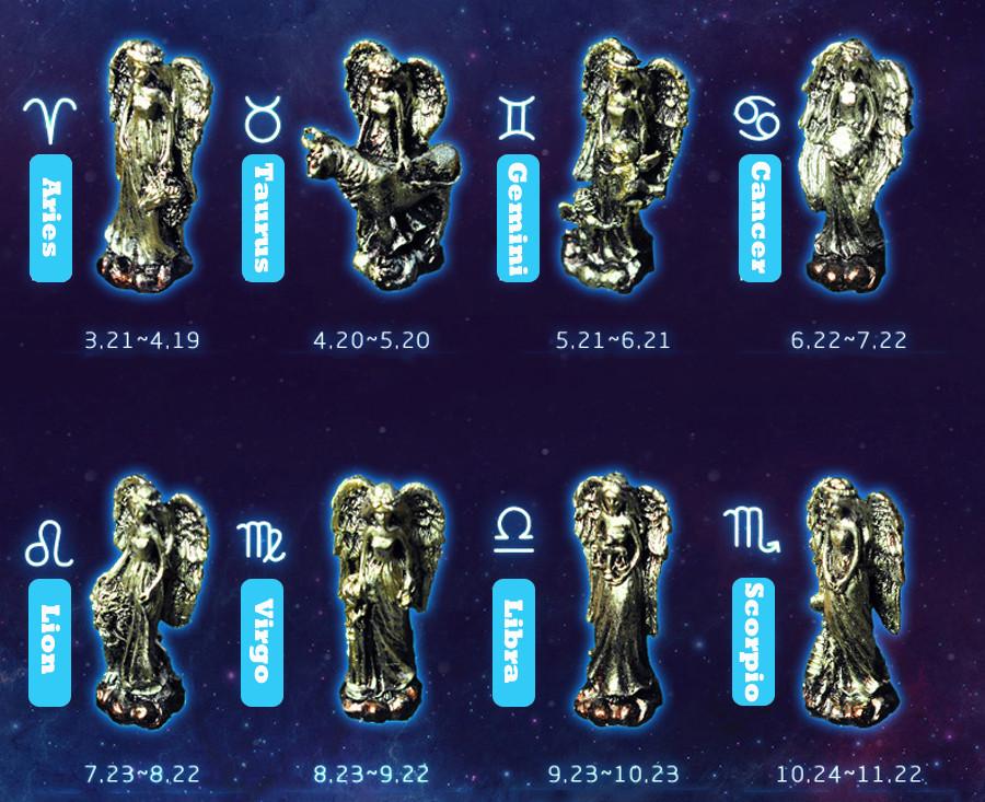 12 Constellation Music Box (7)