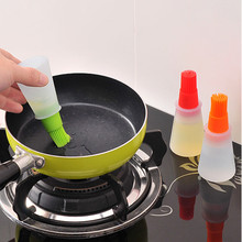 Silicone Oil Brush Kitchen Accessorries Baking Cake Butter Bread Pastry Barbecue BBQ Tools