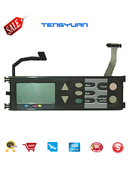 Free shipping NEW original Designjet 500 510 800PS series plotters Control panel assembly C7769-60382 C7769-60161