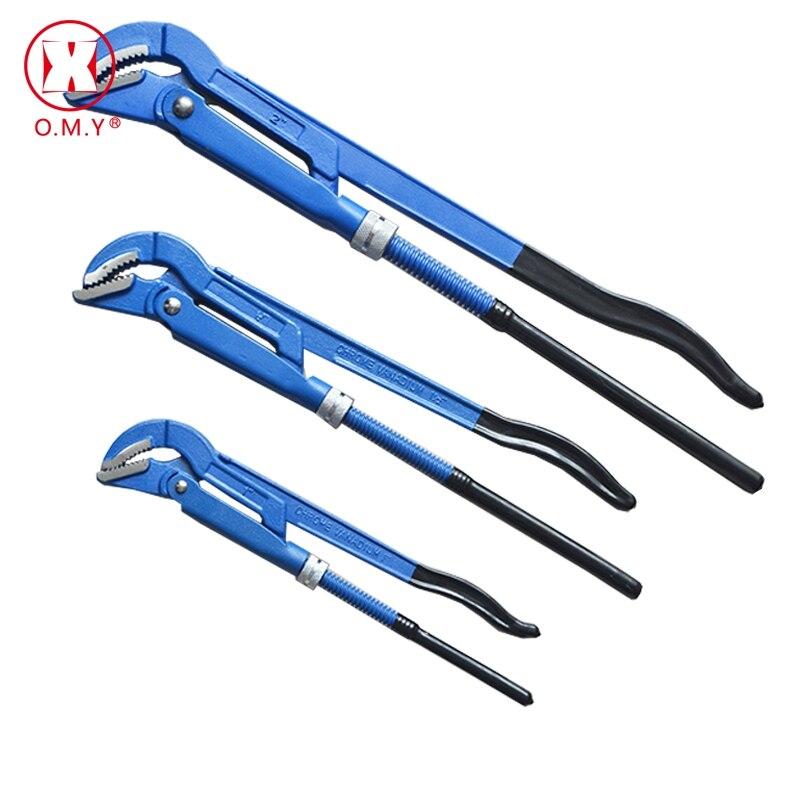 OMY 1 pc Multi-fonction Pompe À Eau Pinces Outils Matériels Clé Lourds Passivation Rapide Plus Fonction Olecranon Tuyau Pince 1-2 pouce