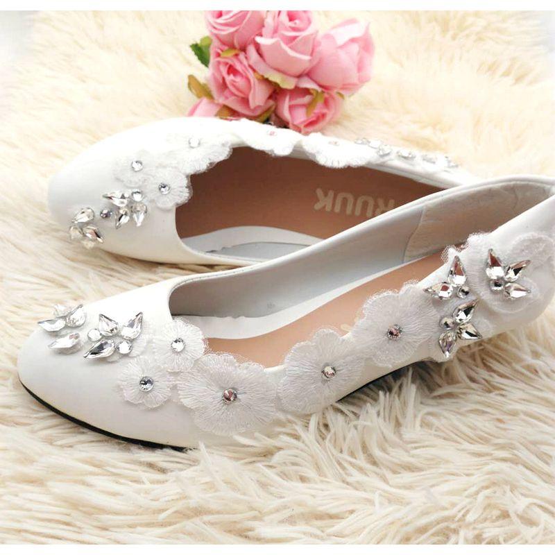 Heel Mariée Heel Blanc Flat Argent 3cm 11cm Dentelle Strass Chaussures 5cm Shinny Point 8 Bling Féminine Parti Cristal Mariage Heel Heel De 4 Heel pwqnZx1ntA