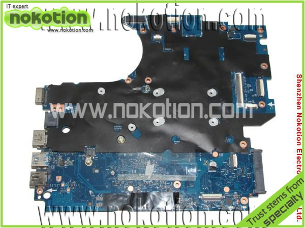 Laptop Motherboard for HP 4530S 6050A2465501 670795-001 Intel PGA989 HM65 chipset graphic card DDR3 Mainboard 670795 001 laptop motherboard 5