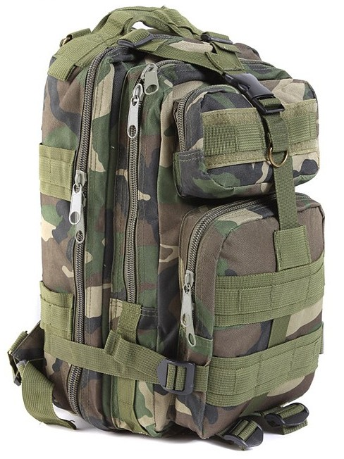 For Army Fan 20~35L Big Capacity Outdoor Military Tactical shoulder backpack Travel Camping Hiking Medic First Aid Pouch Bag