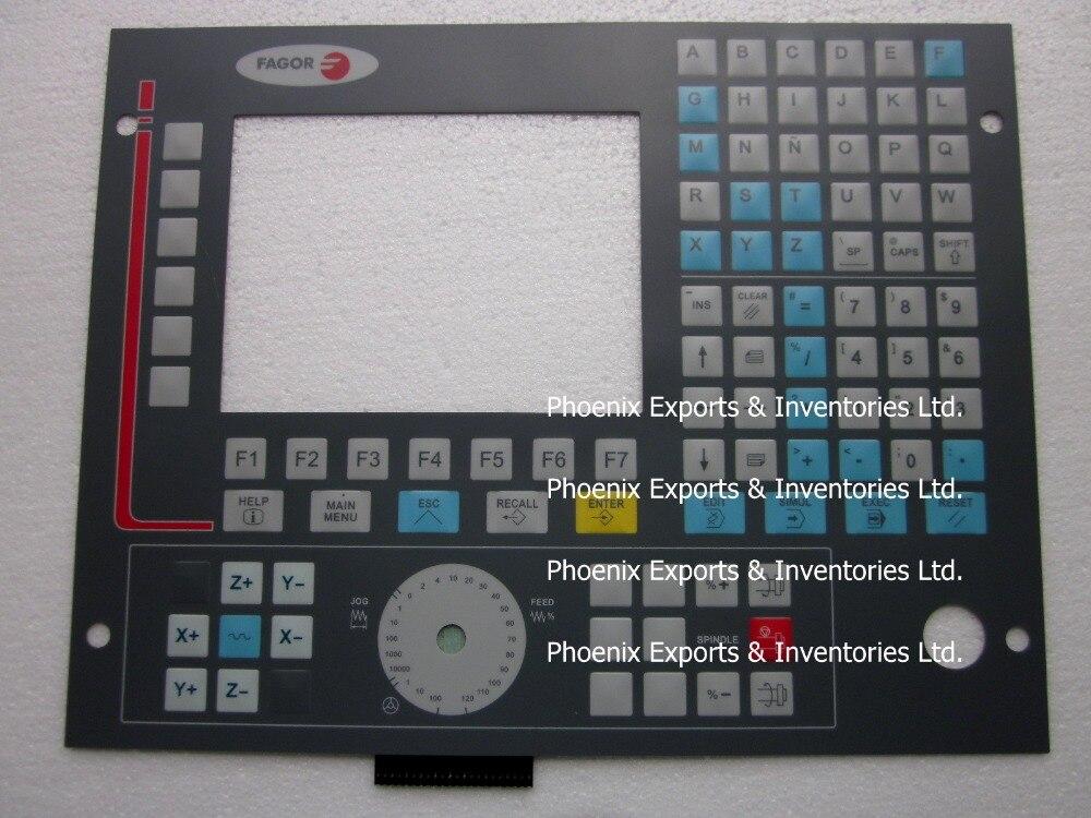 Brand New Membrane keypad for fagor cnc 8035 M COL 2 Operating Panel 8035 M COL