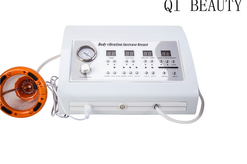 Professional Increase Breast Enlargement,Breast Enhancer,Electric Breast Pump Vacuum Therapy Massage Machine with Cups breast enlargement pump electric vacuum