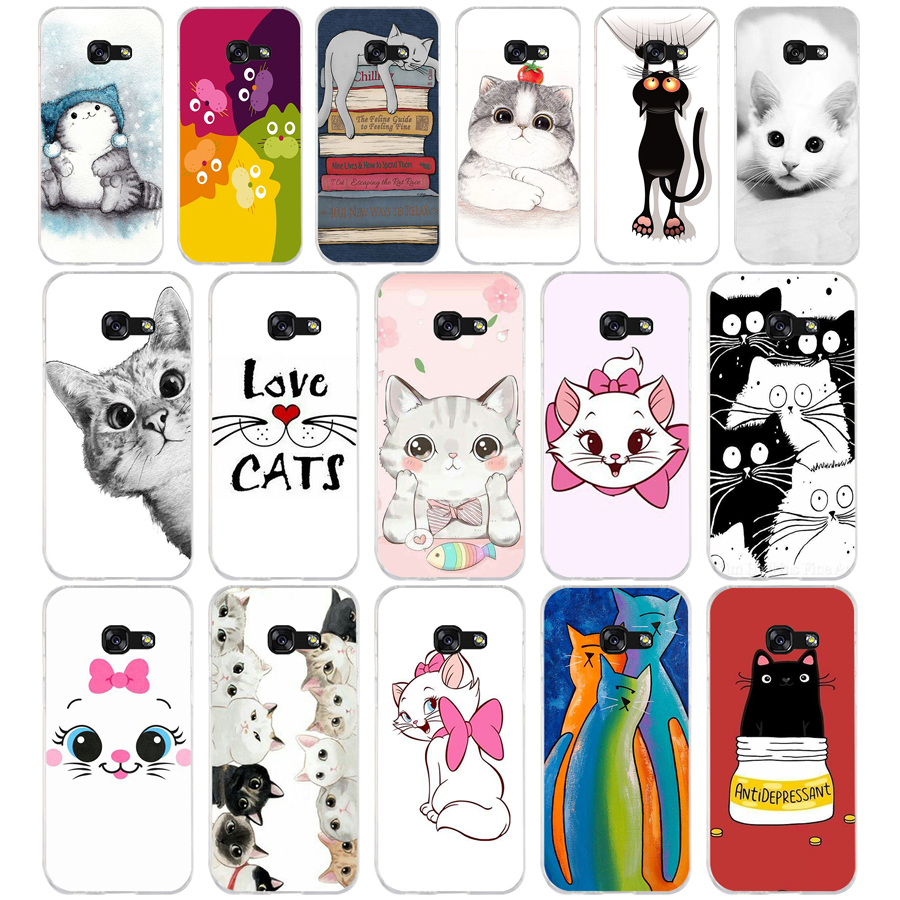 cover samsung a50 gattino