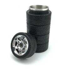 Tire Stil Thermos Meine Wasserflasche Kaffeetasse Kreative Reise Wasser Tasse Kostenloser Versand
