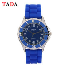 Tada Brand Luxury Ladies Fashion Watches Analog Digital Display Quartz Jelly Silicone Elegant Women Watch Gift relogio feminino