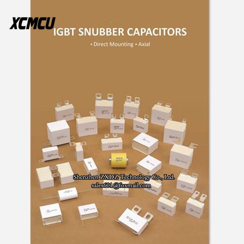 DTM IGBT module capacitance 684K 0.68UF 1200VDC Snubber capacitor 7mbr35sb120h 70 igbt module