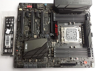 RAMPAGE IV BLACK EDITION R4BE X79 Black Edition motherboard 2011 pin 90%new