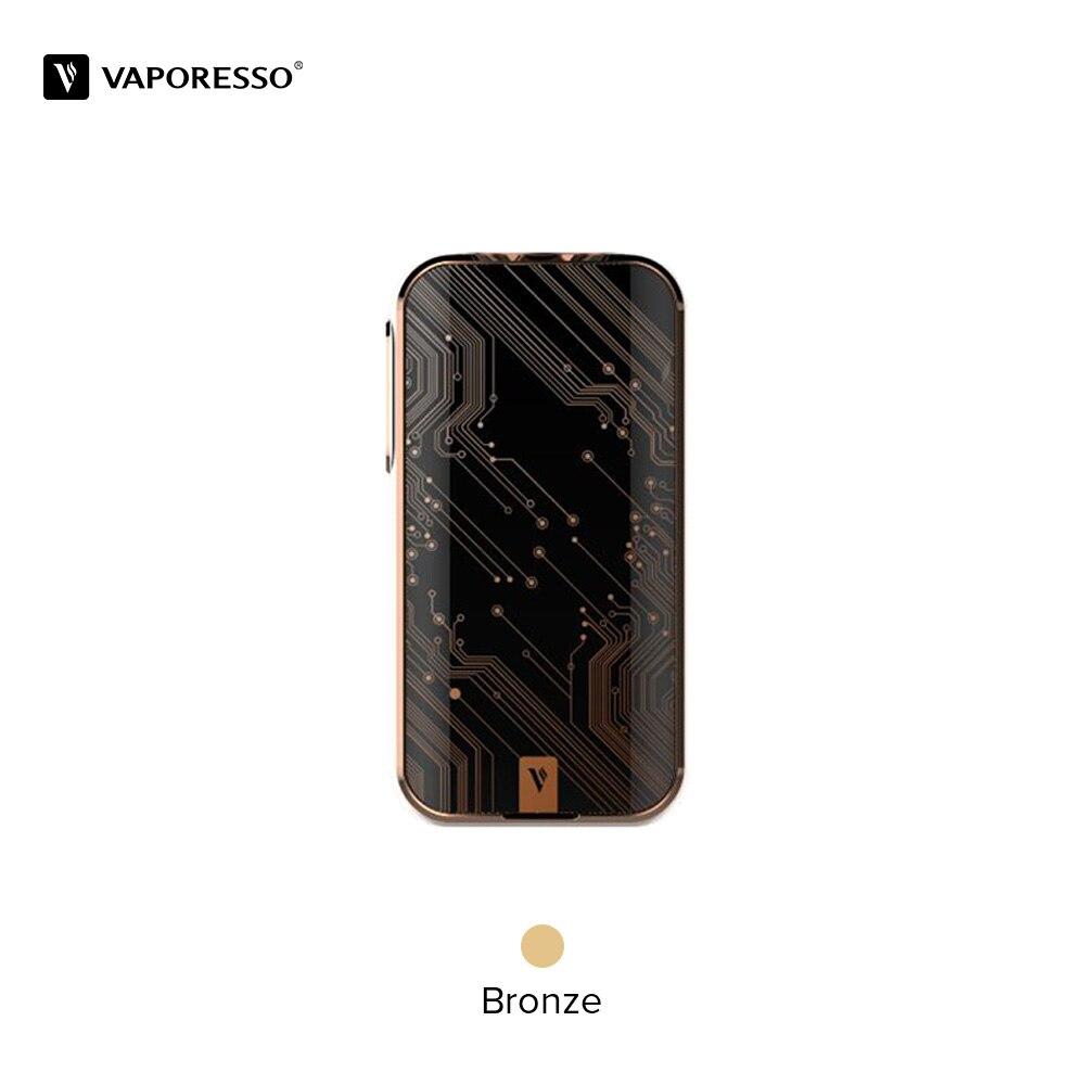 Original 220 W Vaporesso LUXE Mod Vape boîte Mod puissance par double batterie 18650 Compatible avec Atomzier 510 broches - 2