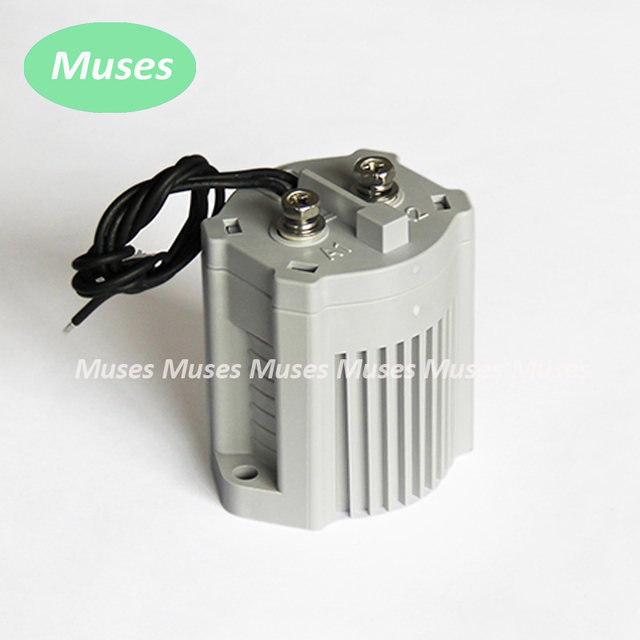 12V 24V auto recognition coil rated 500V 50A high voltage dc relay