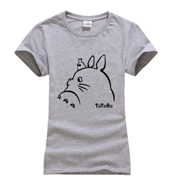 Studio Ghibli My Neighbor Totoro – Female Totoro Shirt 2017 Summer – 11 Colors Available !