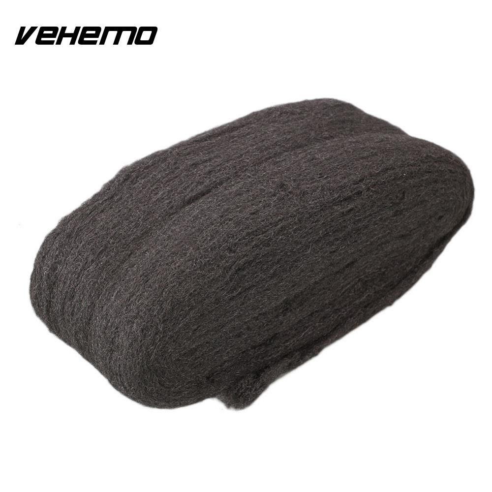 3.3m Steel Wire Wool Cleaning Remover Decorating Pad Non Crumble Removing Polishing Plumbing For Polishing Cleaning Removing