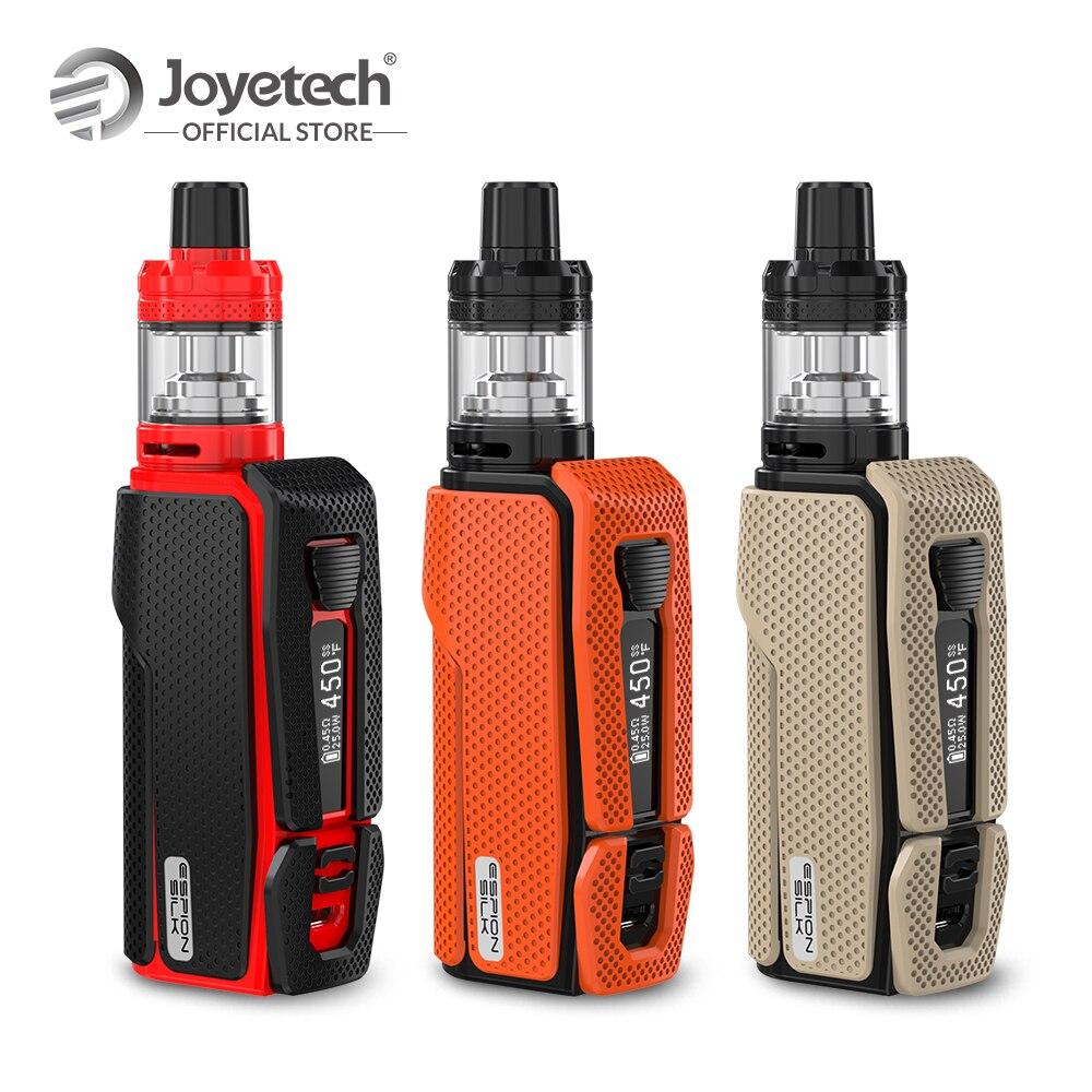 Франция склад оригинальный Joyetech ESPION Шелковый комплект с 2,5 мл NotchCore распылитель 2800 мАч встроенный аккумулятор 80 Вт выход электронная сигаре...