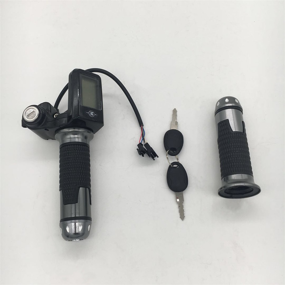 Throttle Handle Set for UBGO Single Driver electric scooter цена