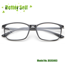 Colorful Square Spectacles TR90 Optical Frames BSX5003 Can Do Prescription Lens Quality Men Women Eyewear