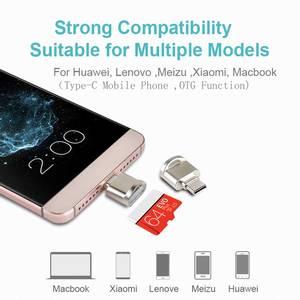 Image 5 - Ingelon type c micro sd Card Reader Metal OTG Adapter Memory TF Cardreader for USB C Phones usb microsd adapter Dropshipping