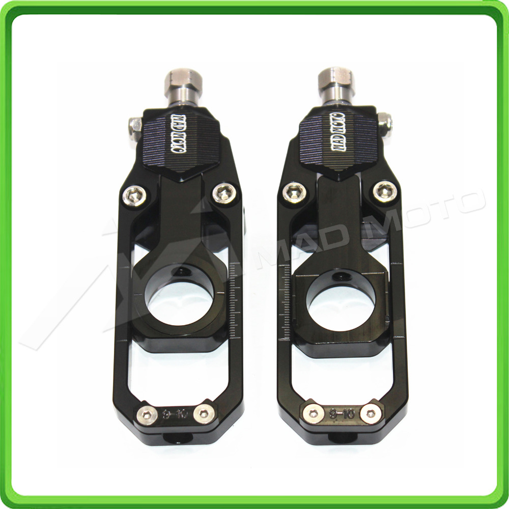 все цены на Motorcycle Chain Tensioner Adjuster fit HONDA CBR 1000 RR CBR1000RR 2008 2009 2010 2011 2012 2013 2014 2015 2016 Black онлайн