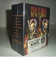 Freies Verschiffen: Guns N Rosen Rock Band 9CD Dichtung