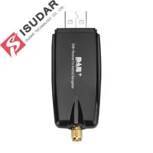 Isudar Android USB Mini DAB + antena odbiorcza dla europy dla systemu Isudar H53 A30 Android samochodowy odtwarzacz dvd
