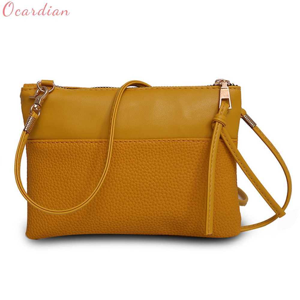 OCARDIAN Fabulous Women Fashion Handbag Shoulder Bag Large Tote Ladies  Purse bolsos mujer tote bag wholesale   P -in Shoulder Bags from Luggage    Bags on ... d060089a18