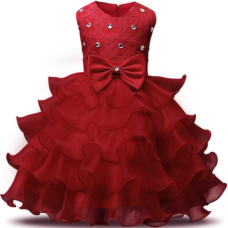 מסיבת קיץ שמלות לילדה חתונה יום הולדת תלבושות תינוקת בגדים פעוט ילד של ללבוש שופע ילדים של ילדה בגדים 8 שנה