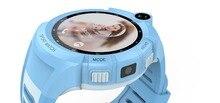 """IYURNIXNUHS 1.4 """"Anti-perdido Relógio Inteligente GPS Dispositivo de Localização de Chamada SOS Rastreador para o Miúdo de Monitoramento Do Sono Do Bebê Seguro relógio de pulso Q360"""