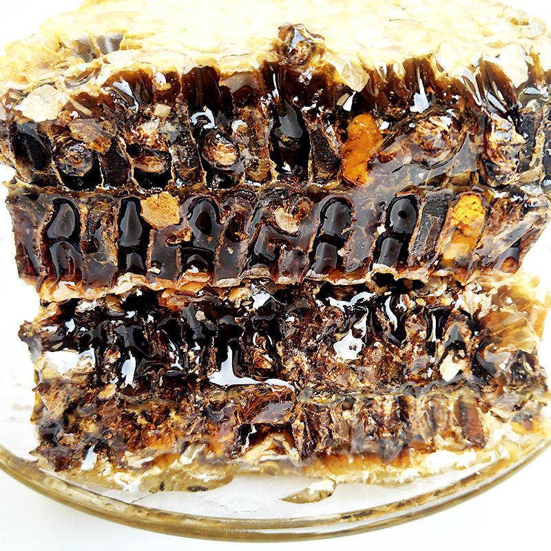 натуральный дикий мед