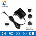 For Lenovo  20V 2.25A 45W Chromebook N21  laptop AC power adapter charger 3.0mm*1.0mm AU/EU/UK Plug