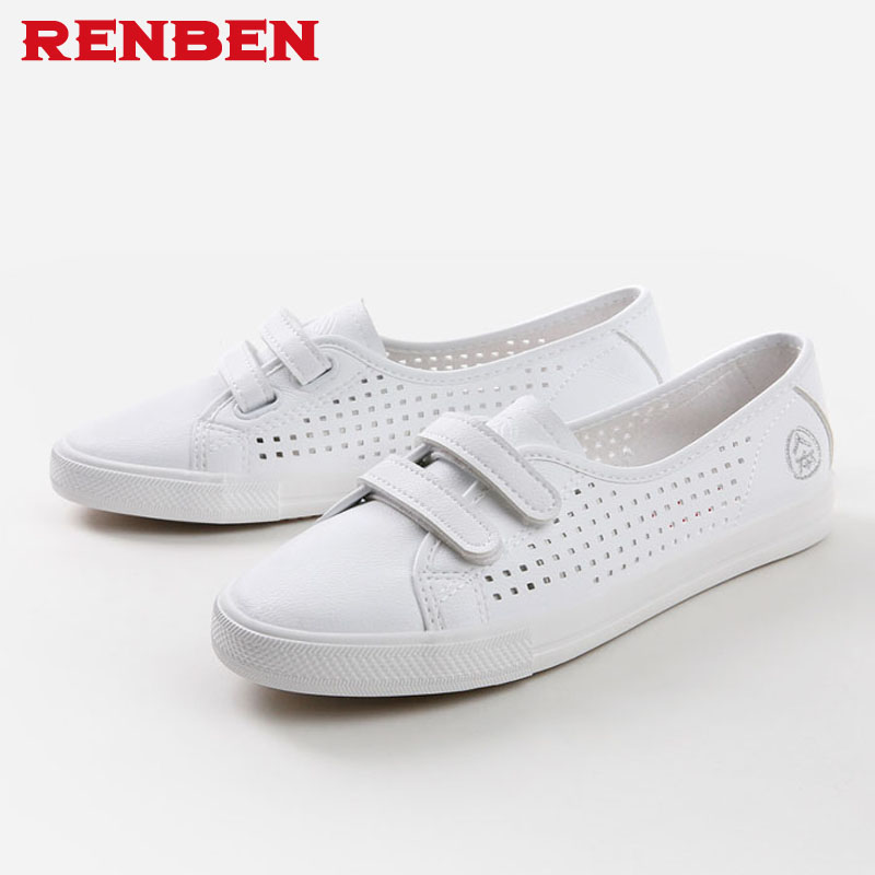 Size 35-40 2018 New Fashion Spring Women Soft Sneakers Woman Air Mesh Cool Casual shoes woman Female Leisure Flats zapatos mujer
