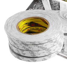 50M 2mm-10mm Strong Double Sided Adhesive Tape Sticky for Cellphone Screen LCD цены