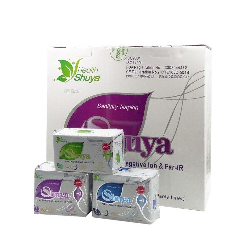 19 opakowanie miłość podpaski sanitarne podkładki anionowe anionowe podpaski higieniczne wkładki do majtek podpaski higieniczne wkładki do majtek podpaski higieniczne księżyc w Produkty dla kobiet do higieny intymnej od Uroda i zdrowie na  Grupa 1