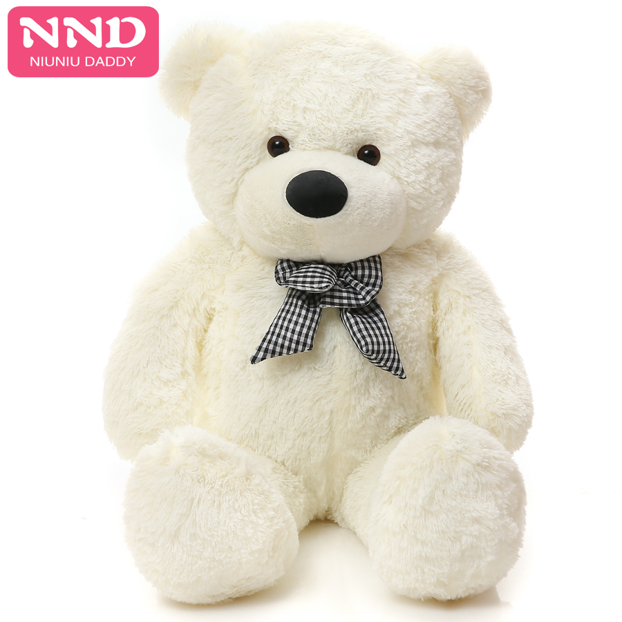 Giant Teddy Bear Skin Unstuffed Teddy Bear Huge Plush Toys Big Bear Soft Animal Toy 60cm To 200cm By Niuniu Daddy