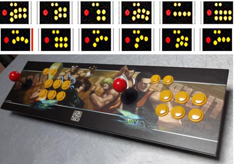 Dvokrevetna arkadna igračka palica za borbu s igricama Fighters - Igre i pribor - Foto 2