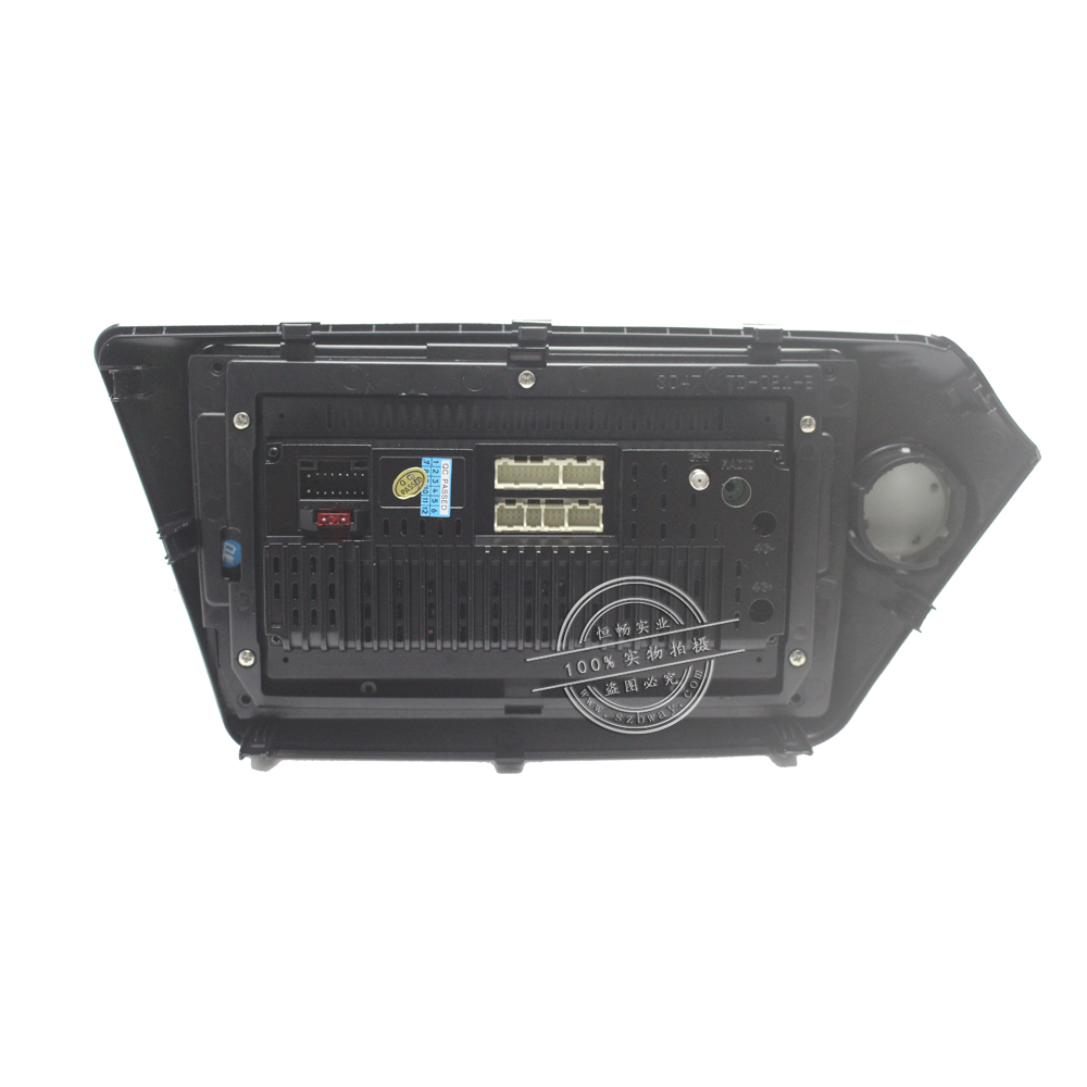 HANG XIAN 9 quot Quadcore Android 8 1 Car radio for KIA K2 2011 2016 car dvd player GPS navigation car multimedia in Car Multimedia Player from Automobiles amp Motorcycles